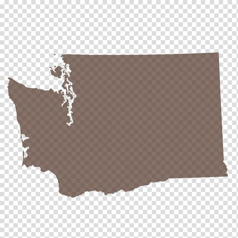 Washington state map clipart picture library library Washington California State Map, map transparent background ... picture library library