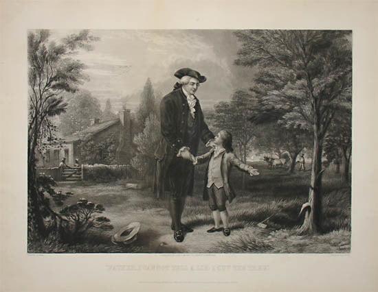 Washingtonm i cannot tell a llie clipart clip art free download Cherry Tree Myth · George Washington\'s Mount Vernon clip art free download