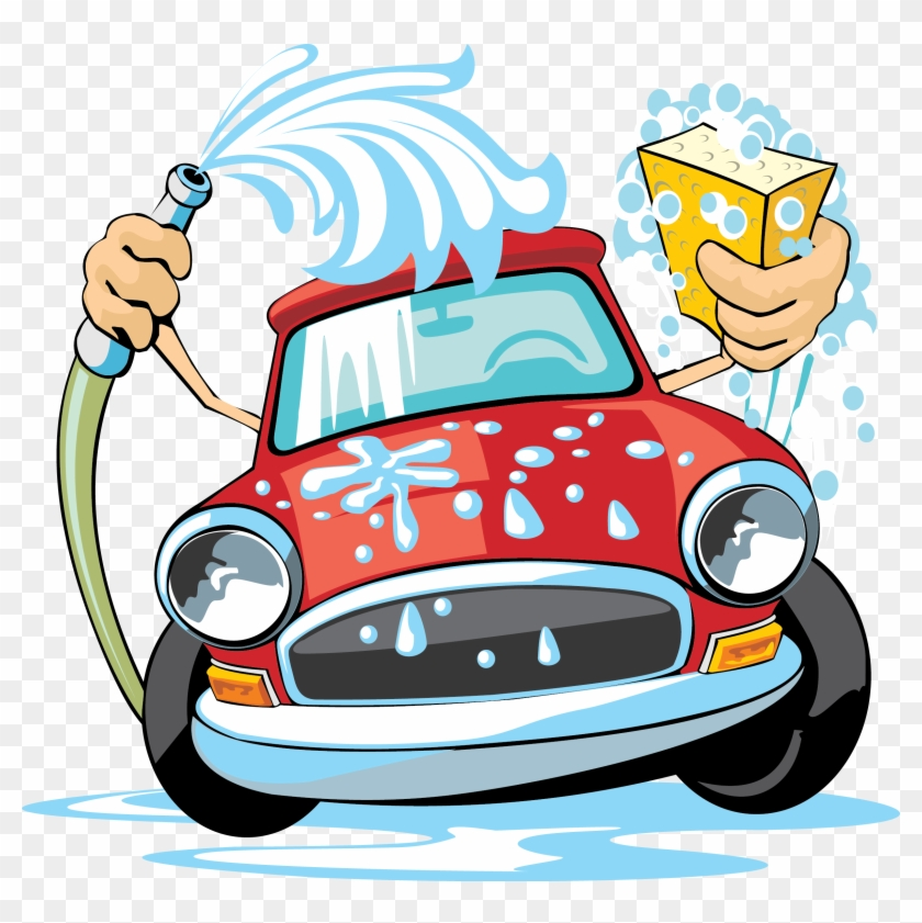 Wasing cars clipart svg library library Car-wash - Car Wash Vector Free - Free Transparent PNG ... svg library library