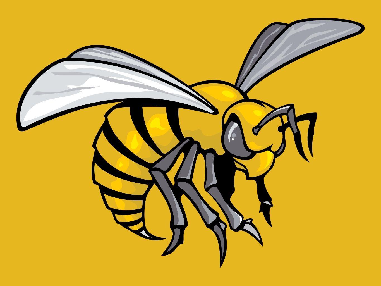 Wasps clipart emblem transparent library Alabama State Hornets | College logos | Sports logo, Alabama ... transparent library