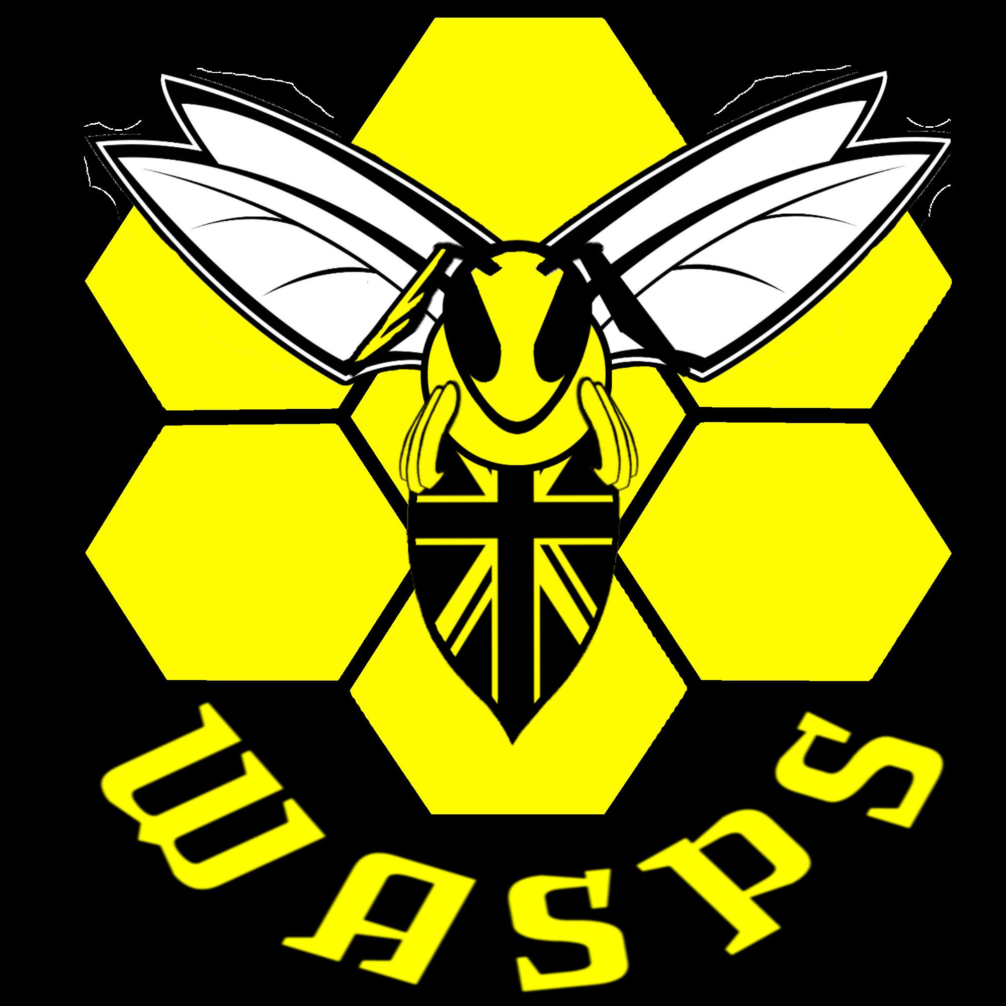 Wasps clipart emblem clip art royalty free London Wasps – Tomanaki Logos clip art royalty free