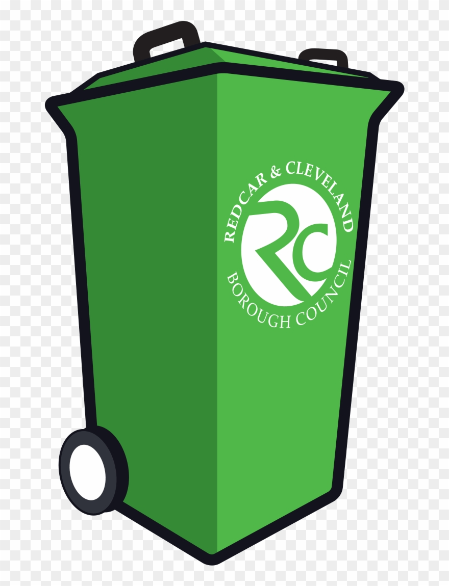 Waste bin clipart clipart freeuse library We Will Collect Your Garden Waste Bin Every Two Weeks ... clipart freeuse library