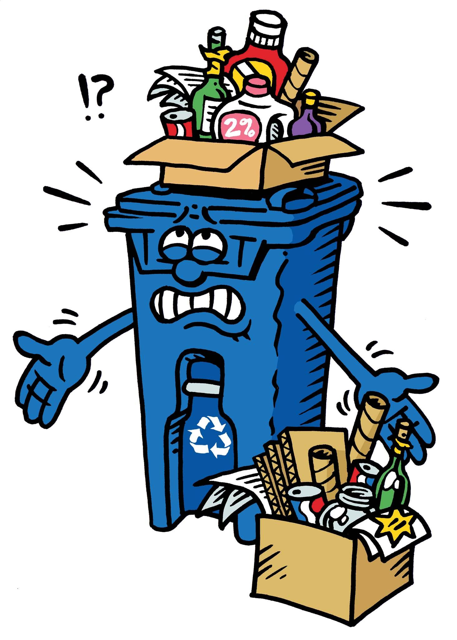 Waste disposal clipart image library stock What Can I Recycle? Waste Management | Eco Tips | Recycling ... image library stock