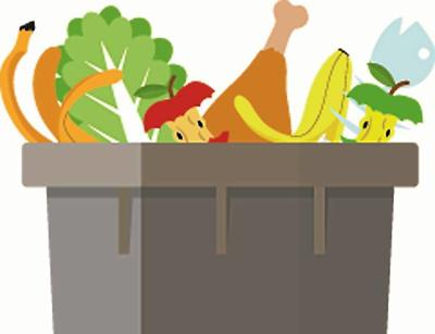 Wasted food clipart clip NUTRITION: How to help cut down on food waste | Lifestyle ... clip