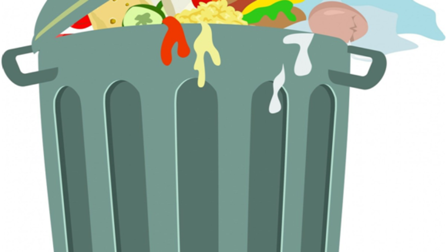 Wasted food clipart banner freeuse library How To Reduce Food Waste, Save Money and Help the Environment - banner freeuse library