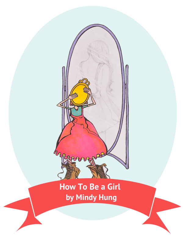 Wasted money free clipart female royalty free stock How To Be a Girl   Brain Mill Press royalty free stock