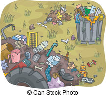 Wastes clipart clipart black and white Waste Stock Illustrations. 54,576 Waste clip art images and ... clipart black and white