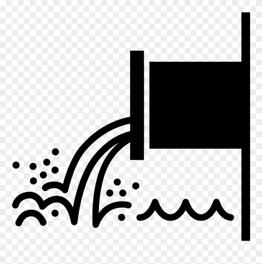Wastewater treatment clipart