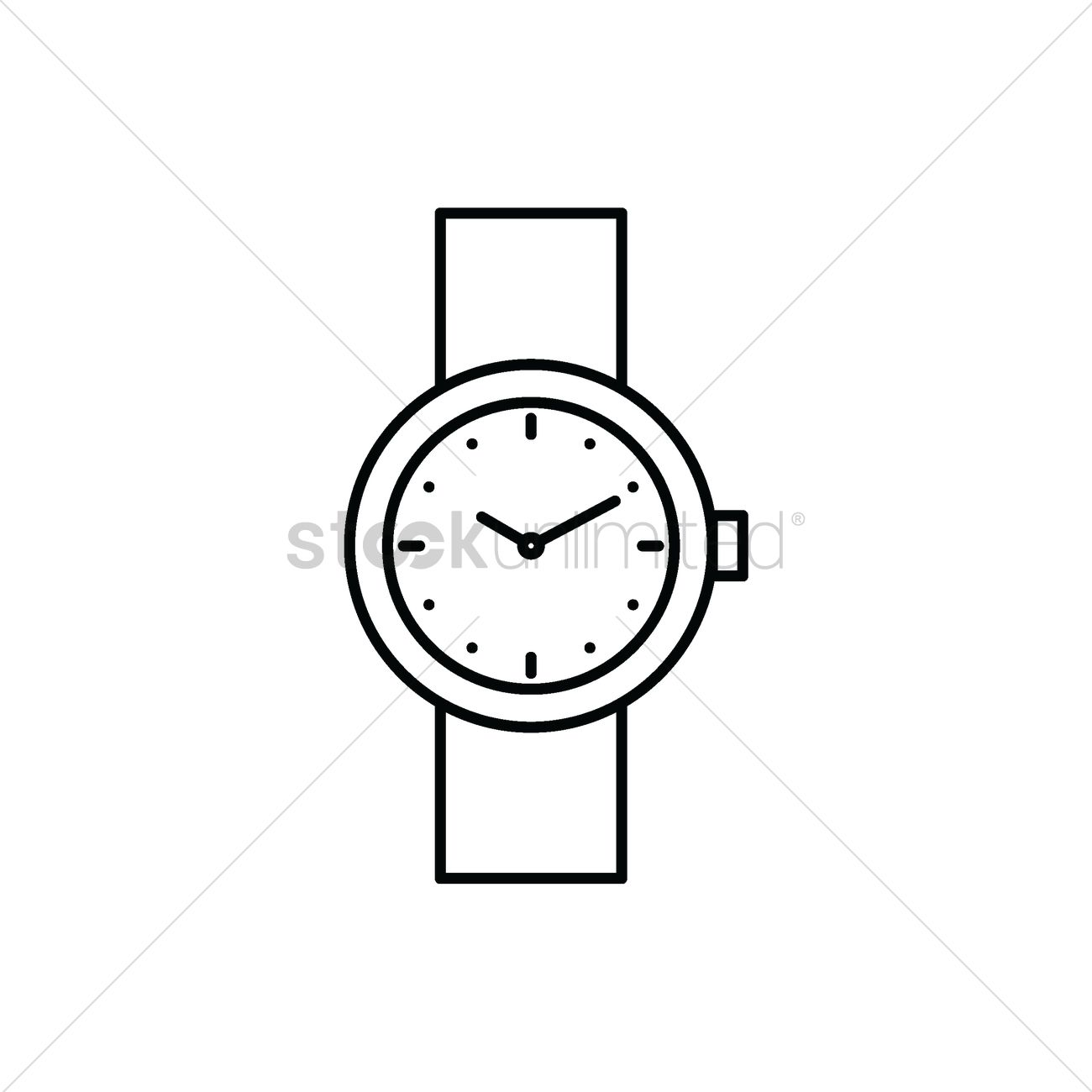 Watch black and white clipart clip royalty free library Watch clipart black and white 8 » Clipart Station clip royalty free library
