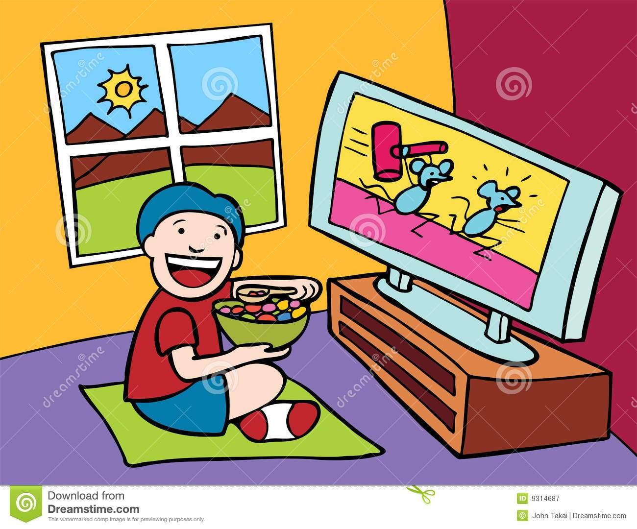 Watch cartoons clipart vector free Watch cartoons clipart 7 » Clipart Portal vector free