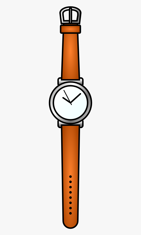 Watch clipart vector transparent download Watch Clipart - Wrist Watch Clipart #273310 - Free Cliparts ... vector transparent download