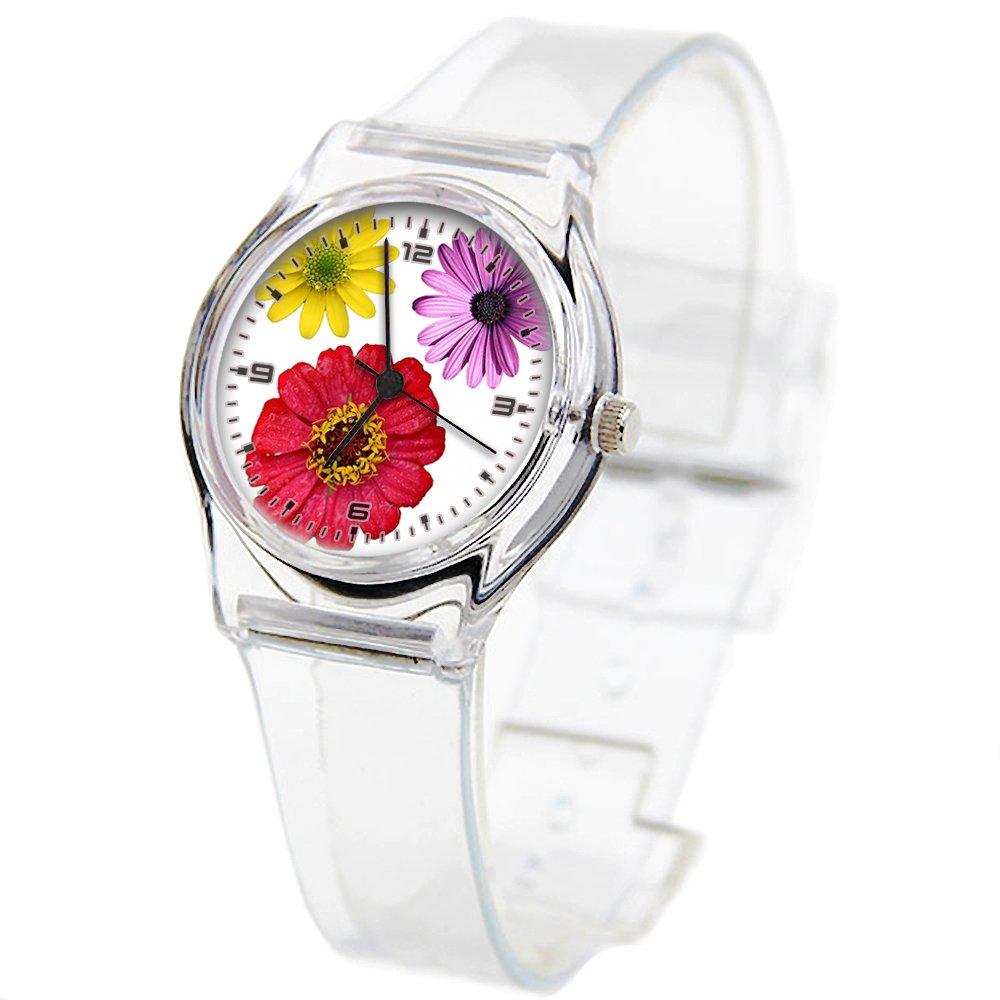 Watch for children clipart svg download Amazon.com: Personality Transparent Wristwatch Transparent ... svg download