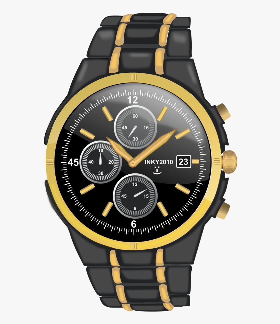 Watch on arm clipart image freeuse download Arm Watch - Watch Png Clipart #146309 - Free Cliparts on ... image freeuse download