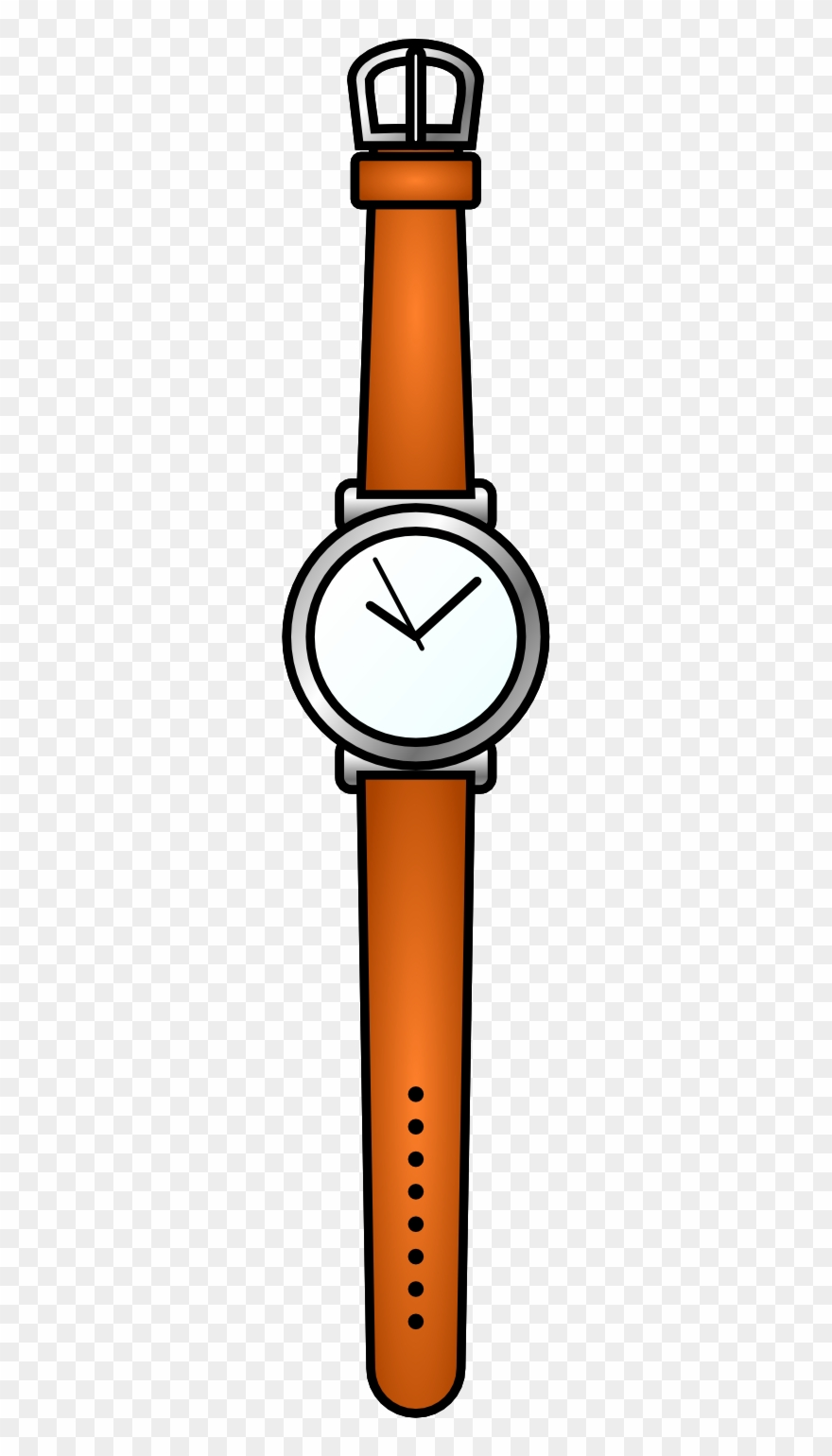 Watch on hand clipart svg royalty free download Hand Watch Clipart 101 Clip Art - Png Download (#2053378 ... svg royalty free download