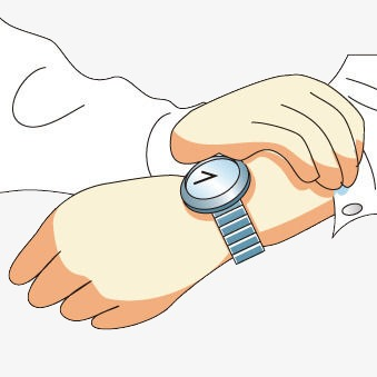 Watch on hand clipart clip art royalty free download Watch Hands Png (107+ images in Collection) Page 1 clip art royalty free download