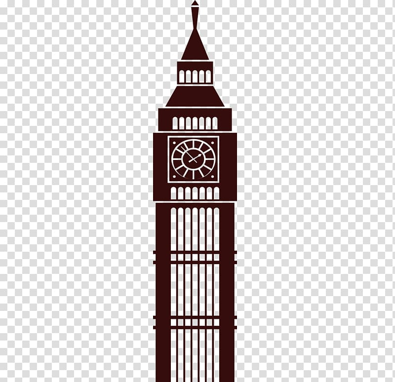 Watch tower vector clipart image royalty free stock Clock tower, Around the World Clock Tower transparent ... image royalty free stock