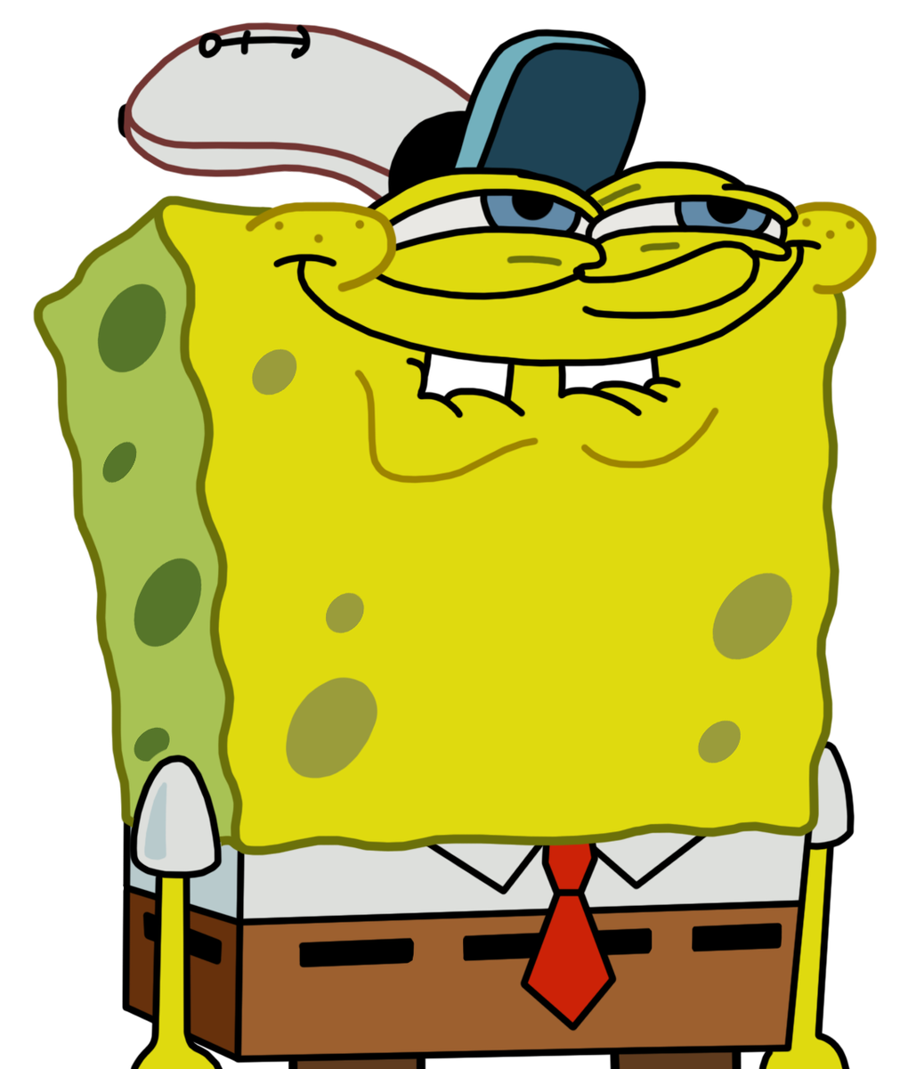 Watching football on tv clipart svg library library SpongeBob Sports on Twitter:
