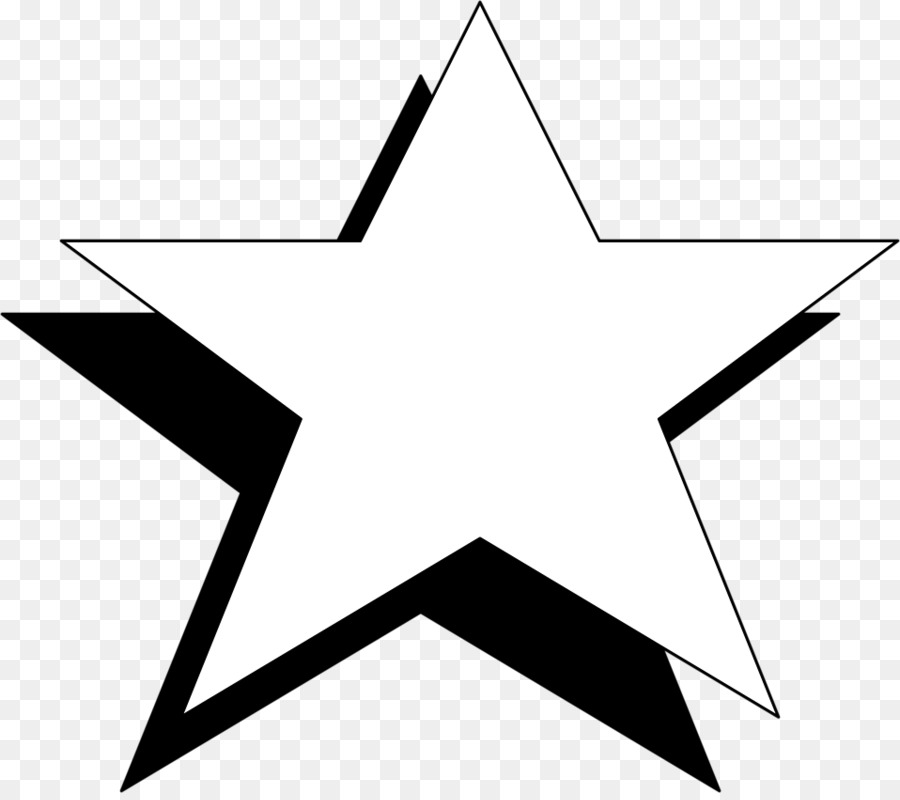 Watching stars together clipart black and white picture transparent Free Transparent Black Star, Download Free Clip Art, Free ... picture transparent