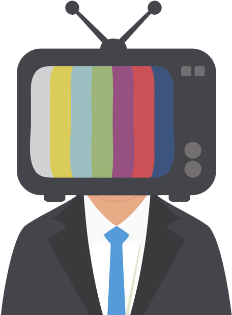Watching television clipart melonheadz jpg library download I Just Don\'t Understand - Stupid Illustrations Clipart ... jpg library download