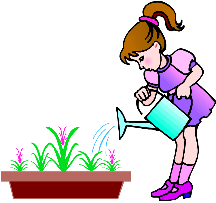 Water flower clipart clipart library stock Our uses of water Water footprint Watering Cans Clip art - Gardener ... clipart library stock