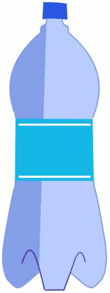 Water bottle cute clipart free Free Cute Plastic Cliparts, Download Free Clip Art, Free ... free