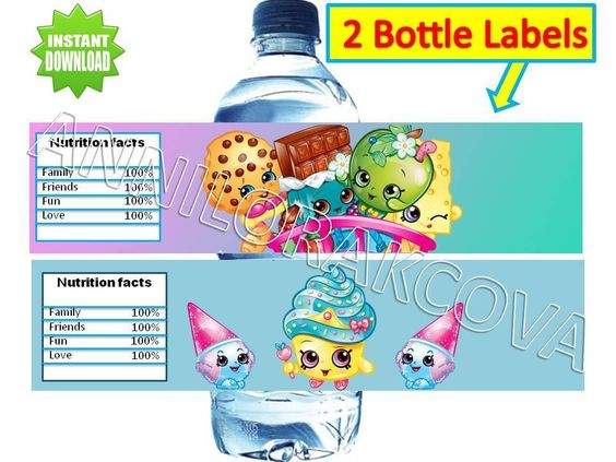 Water bottle shopkins clipart image transparent Pinterest • The world's catalog of ideas image transparent