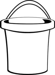Water bucket clipart black and white clip Free Water Bucket Cliparts, Download Free Clip Art, Free ... clip