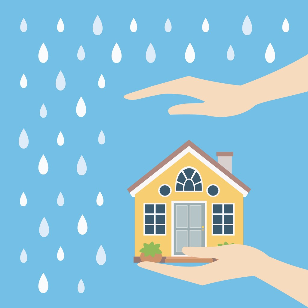 Water burst ground clipart clip library library Does Home Insurance Cover Water Damage? clip library library