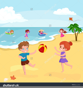 Water clipart for kids picture transparent stock Free Clipart Kids Playing In Water | Free Images at Clker ... picture transparent stock