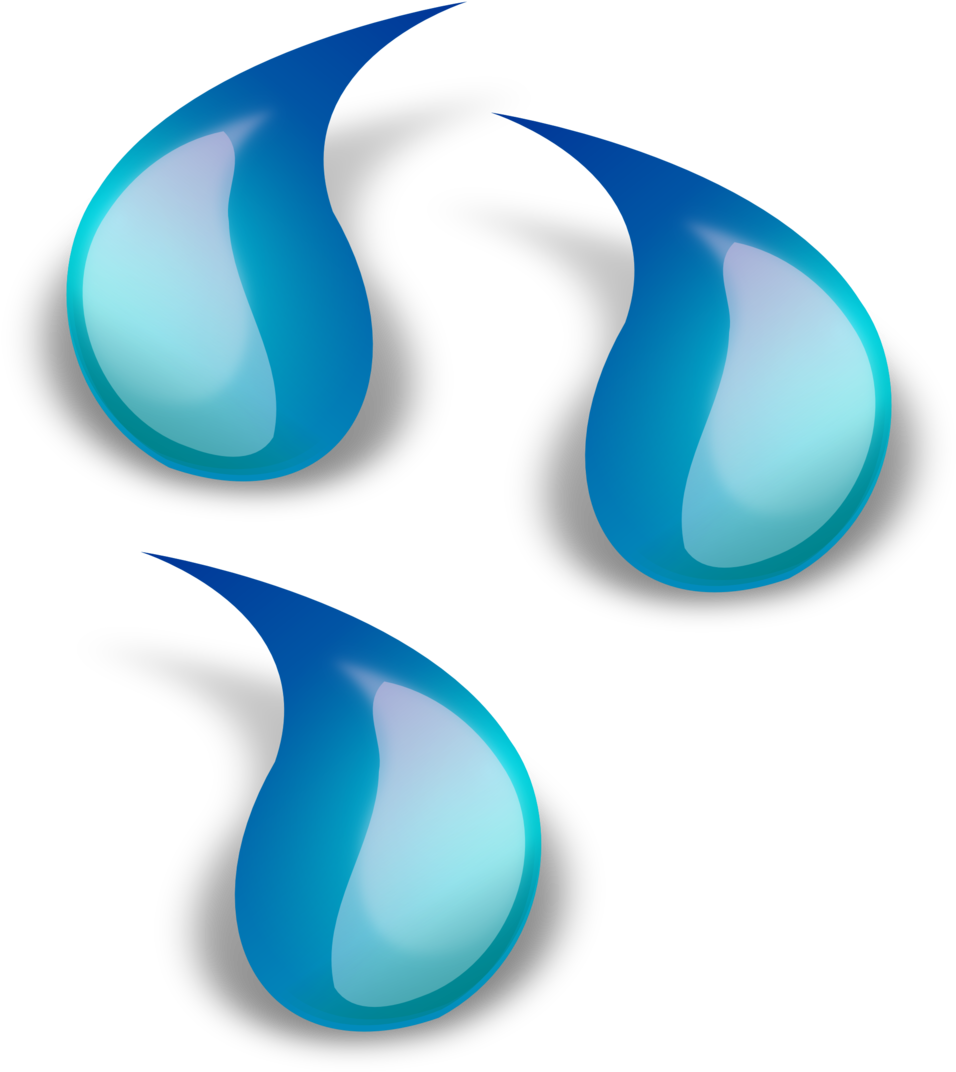 Water clipart no background png library library Water Drops Clipart No Background , Transparent Cartoon ... png library library