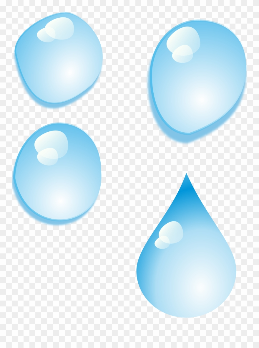 Clipart Water Water Droplet - Water Clipart Transparent ... picture transparent download