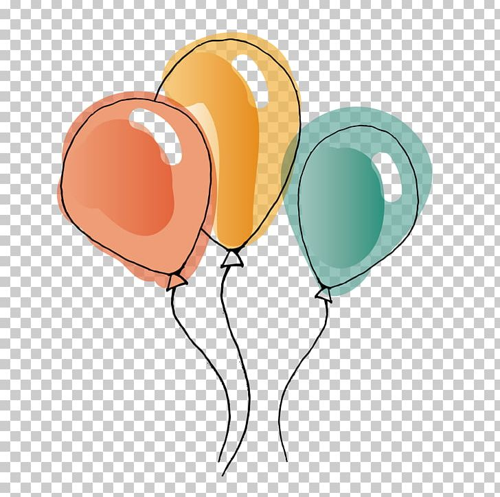 Water color balloon clipart vector black and white stock Balloon Watercolor Painting PNG, Clipart, Balloons, Balloon ... vector black and white stock