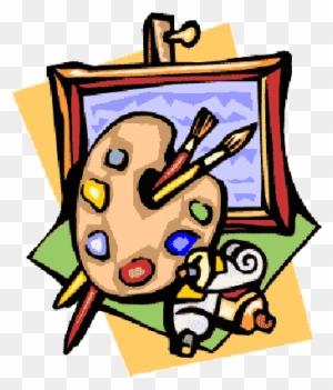 Water color class clipart jpg free Art Class Clipart - Making-The-Web.com jpg free