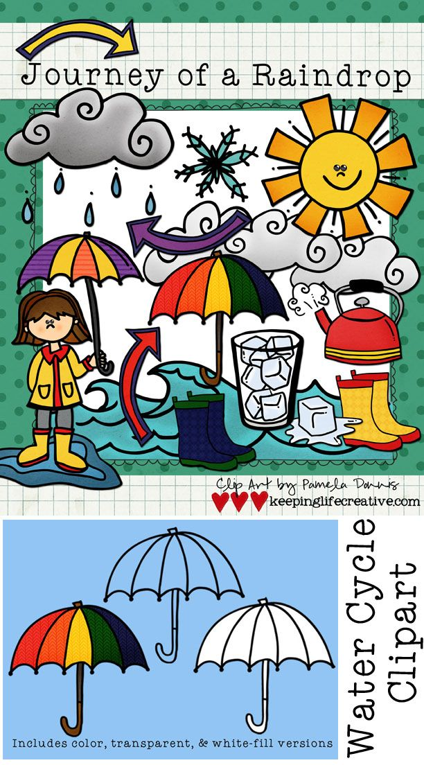 Water cycle clipart frame clipart freeuse stock 1000+ images about Clip Art & Fonts on Pinterest | Teaching, Clip ... clipart freeuse stock