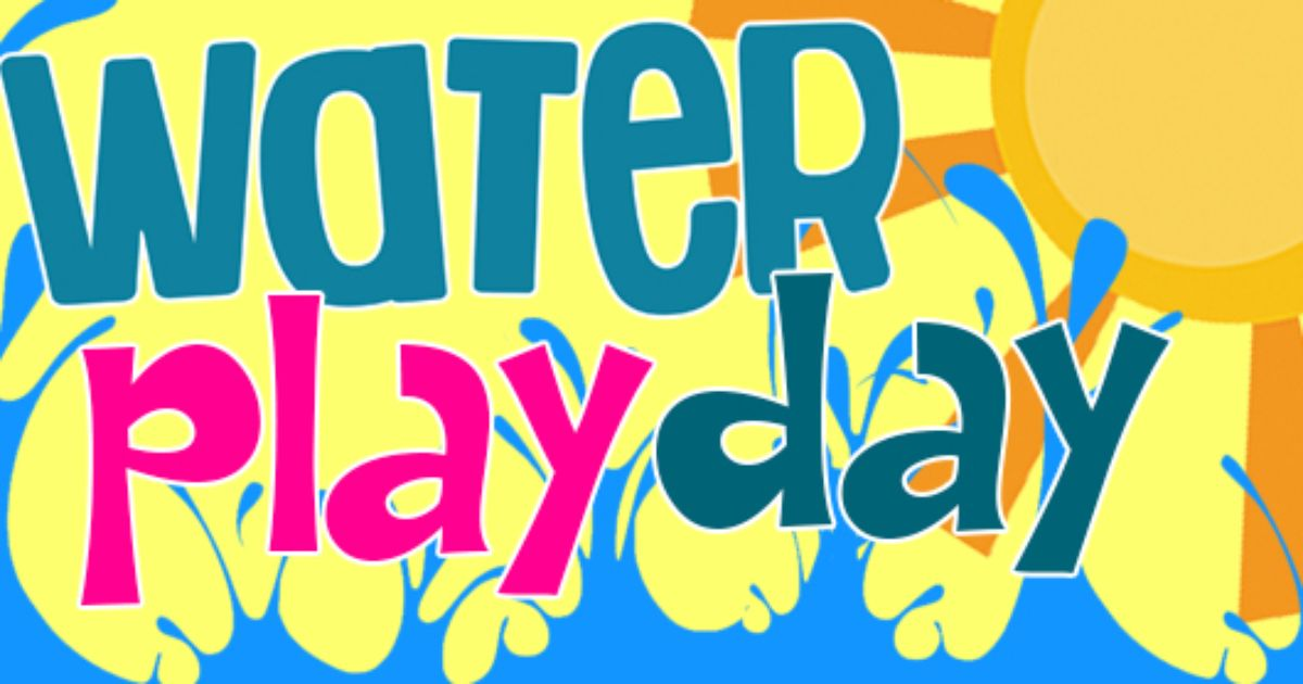 Water day clipart free image free library Water-play-day - Blessed Sacrament Catholic School - 630 ... image free library