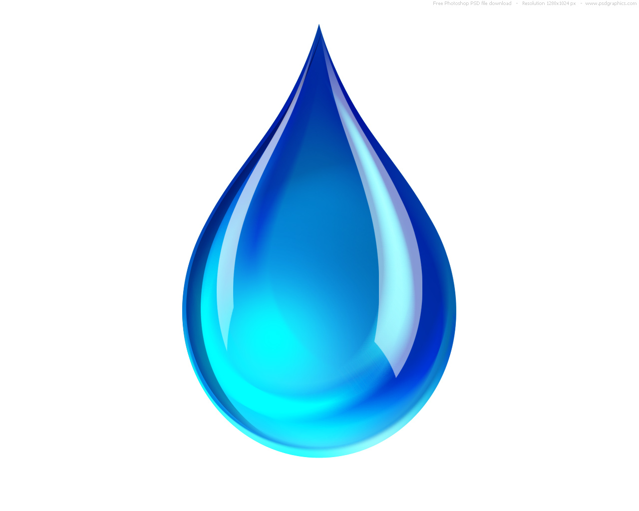 Water icon clipart vector transparent Water Department   City of Fairbury vector transparent