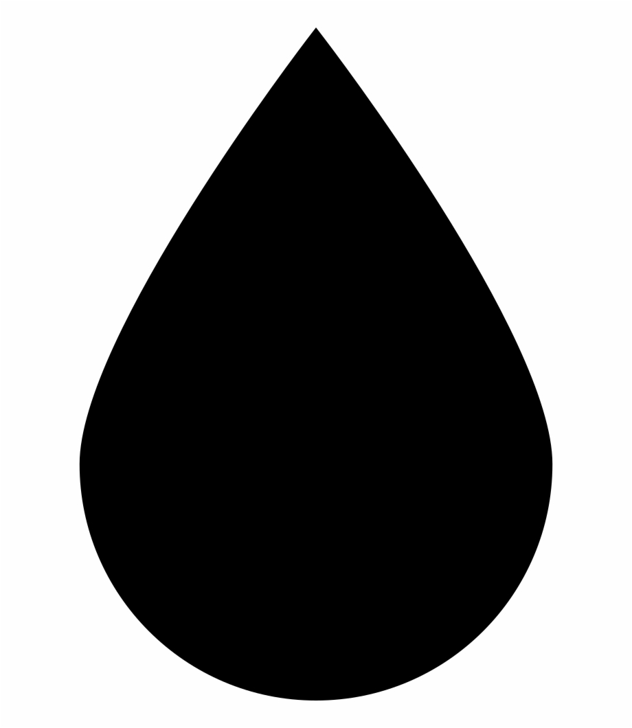 Water droplet clipart black banner transparent stock Water Drop Comments - Water Drop Black Free PNG Images ... banner transparent stock
