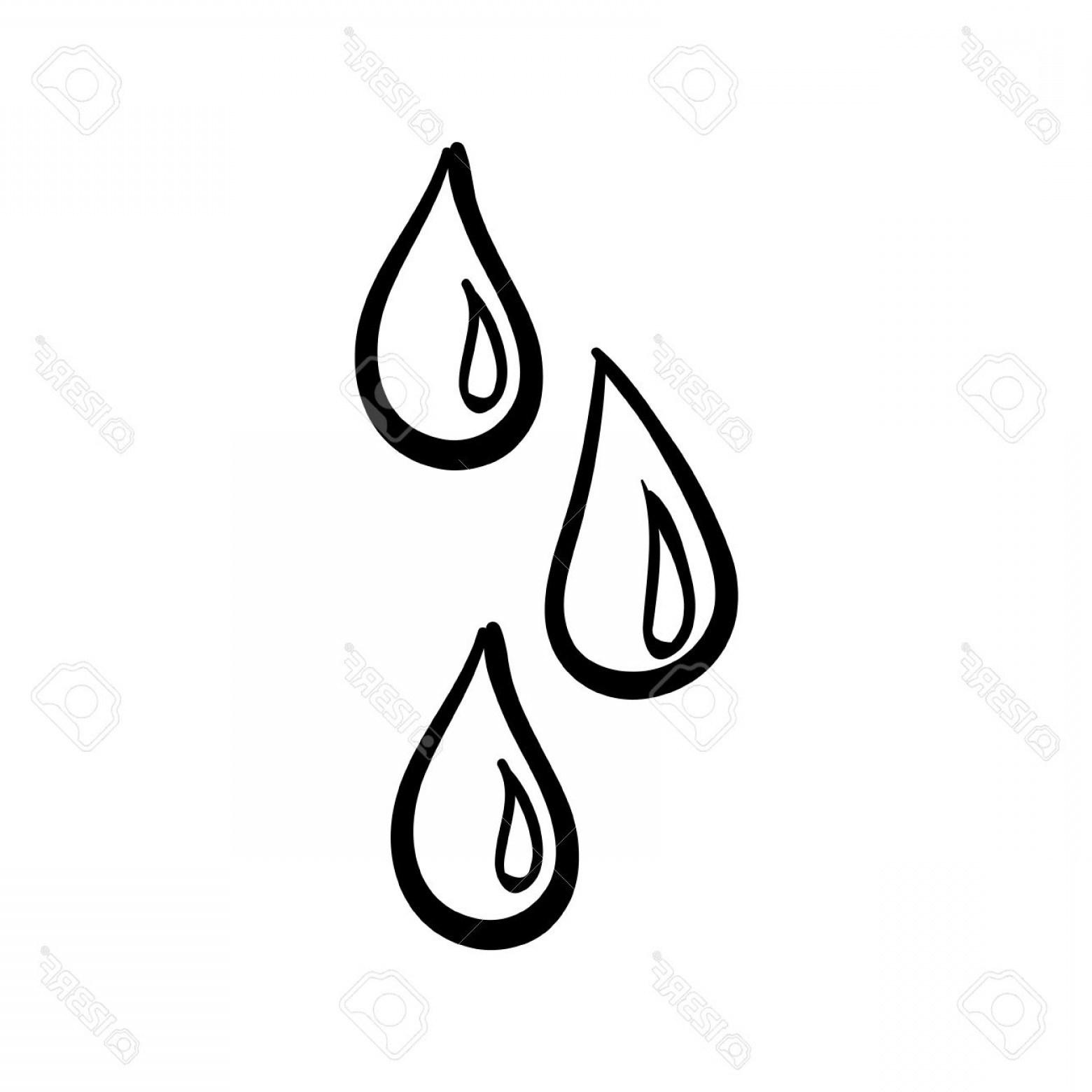 Water droplet clipart black svg freeuse download Water droplets clipart black and white 1 » Clipart Portal svg freeuse download