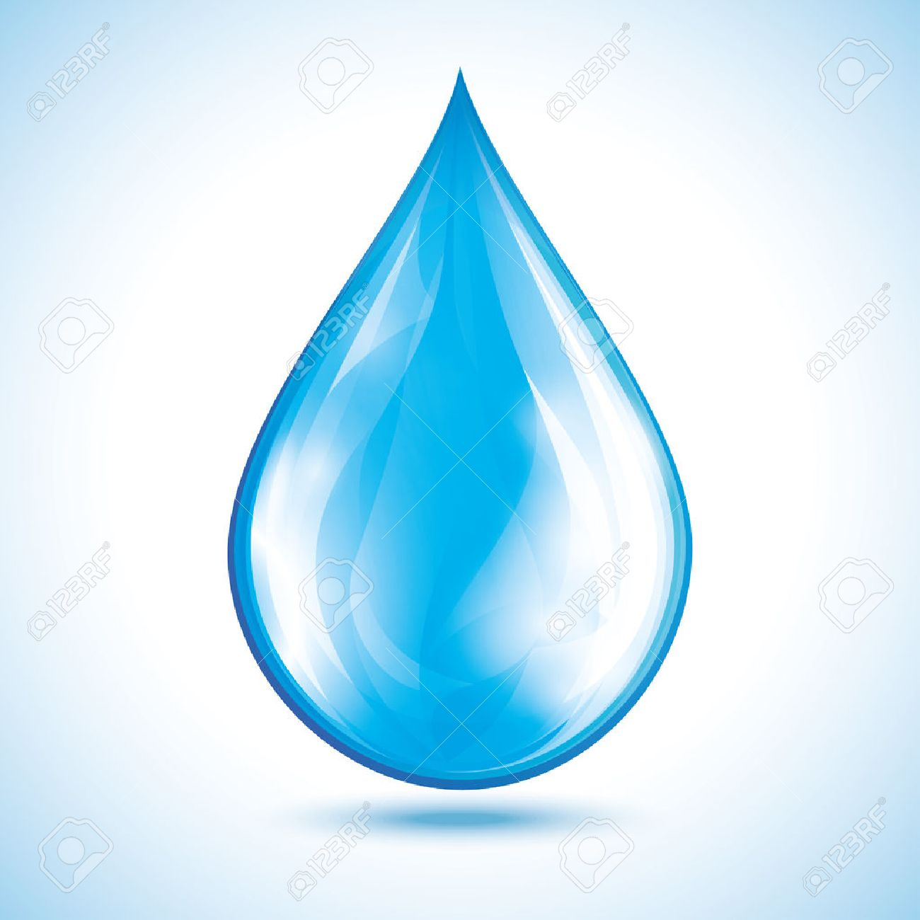 Water element clipart