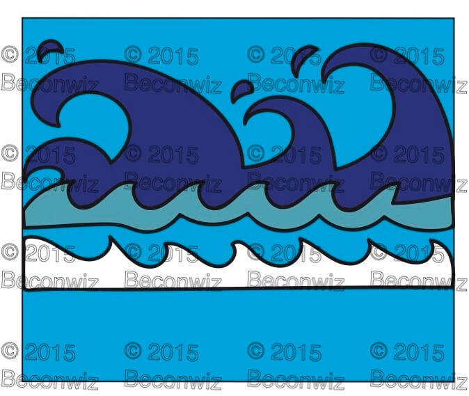 Water element clipart vector freeuse stock CLIPART SURFACE or ELEMENT Water vector freeuse stock