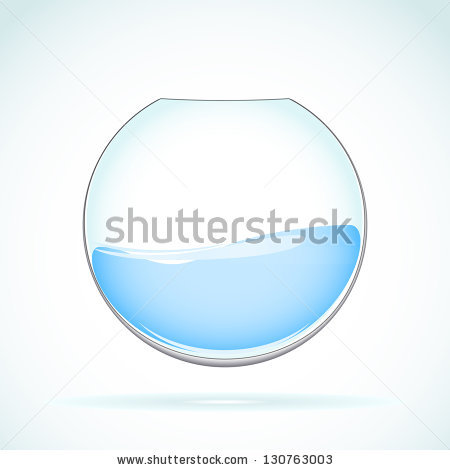 Water filled aquarium clipart graphic transparent Water filled aquarium clipart - ClipartFest graphic transparent