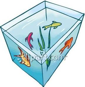 Water filled aquarium clipart clipart library stock Water filled aquarium clipart - ClipartFest clipart library stock