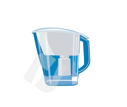 Water filter clipart picture royalty free stock Water Filter Vector Clip Art | 00232 | PoweredTemplate.com picture royalty free stock