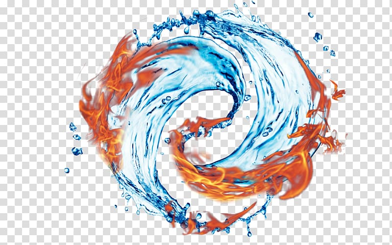 Water fire clipart clip royalty free Water and fire , Fire Client Computer file, Fire and water ... clip royalty free