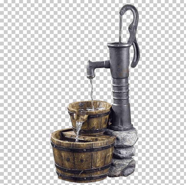 Water hand pump clipart vector royalty free library Hand Pump Barrel Old Fashioned Water Pumping PNG, Clipart ... vector royalty free library