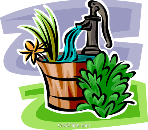 Water hand pump clipart clipart royalty free stock hand water pump Royalty Free Vector Clip Art illustration ... clipart royalty free stock