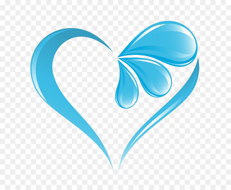 Water heart clipart clip art royalty free stock Element Heart png download - 800*738 - Free Transparent ... clip art royalty free stock
