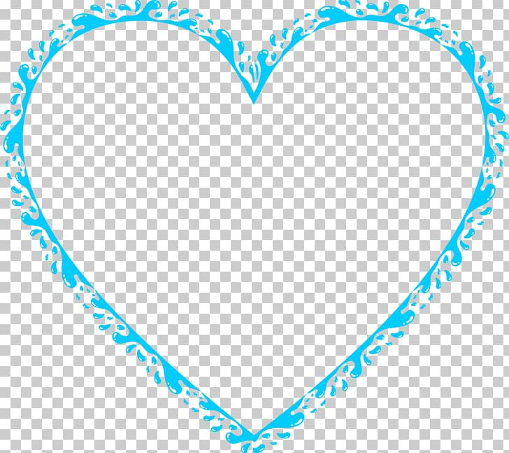 Water heart clipart freeuse library Heart Water PNG, Clipart, Aqua, Area, Blue, Circle, Drop ... freeuse library