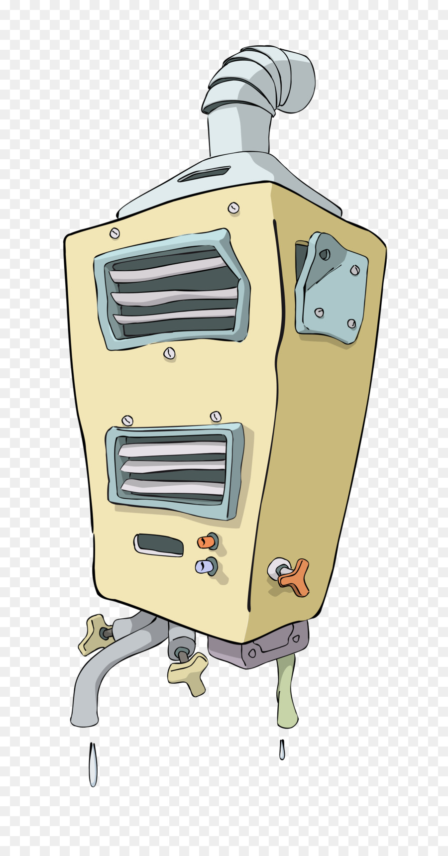 Water heater clipart free graphic stock Water Cartoon png download - 1263*2400 - Free Transparent ... graphic stock