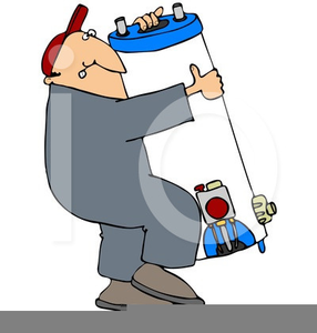 Water heater clipart free png black and white library Broken Water Heater Clipart   Free Images at Clker.com ... png black and white library